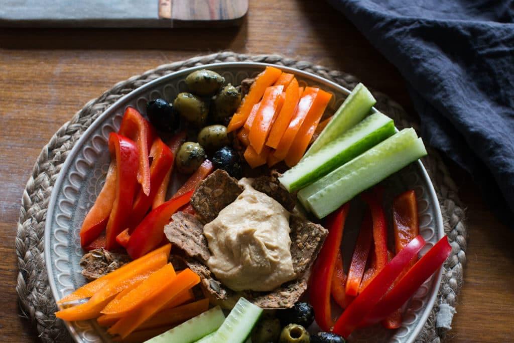Hummus selber machen – ein schnelles Rezept