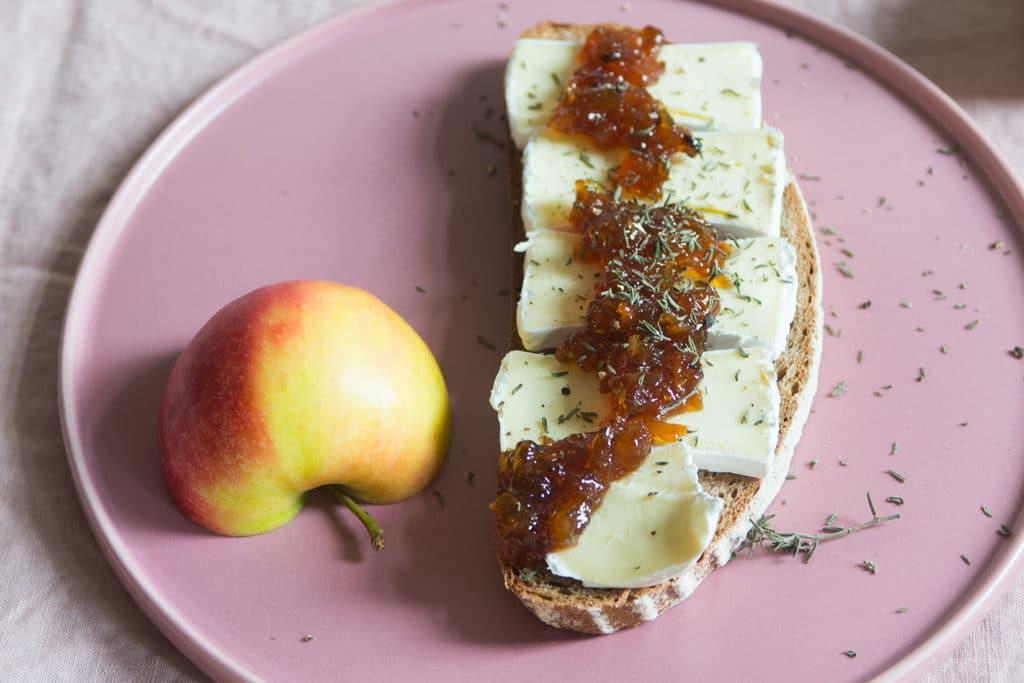 Apfelchutney