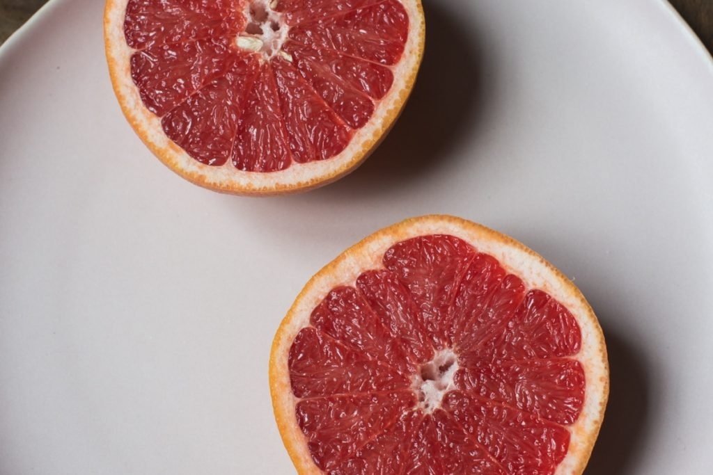 Die Grapefruit
