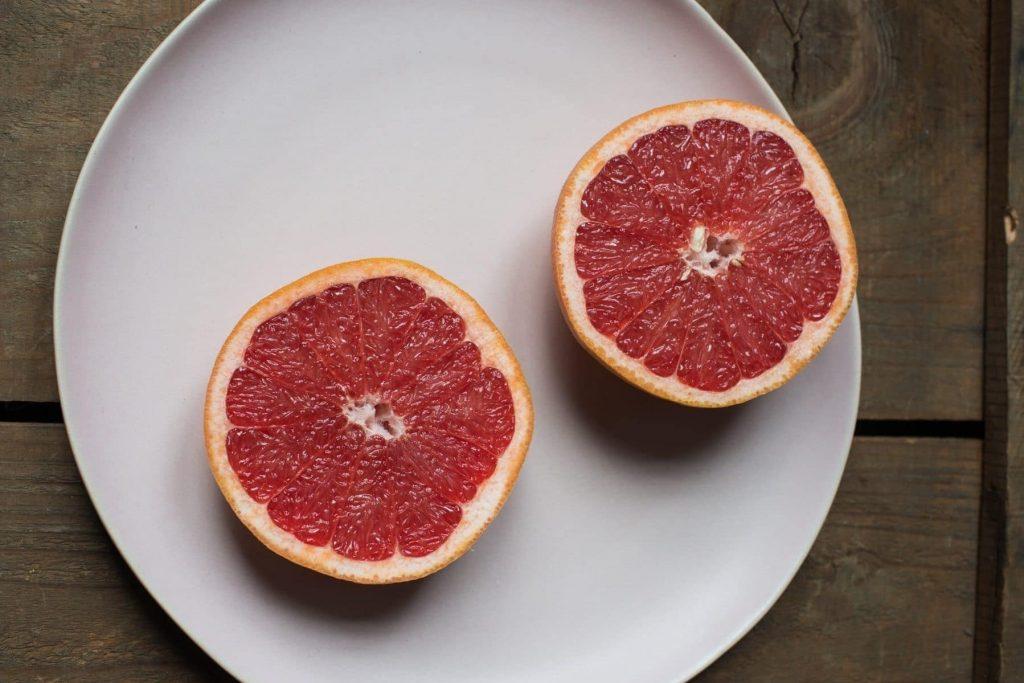 Die Grapefruit