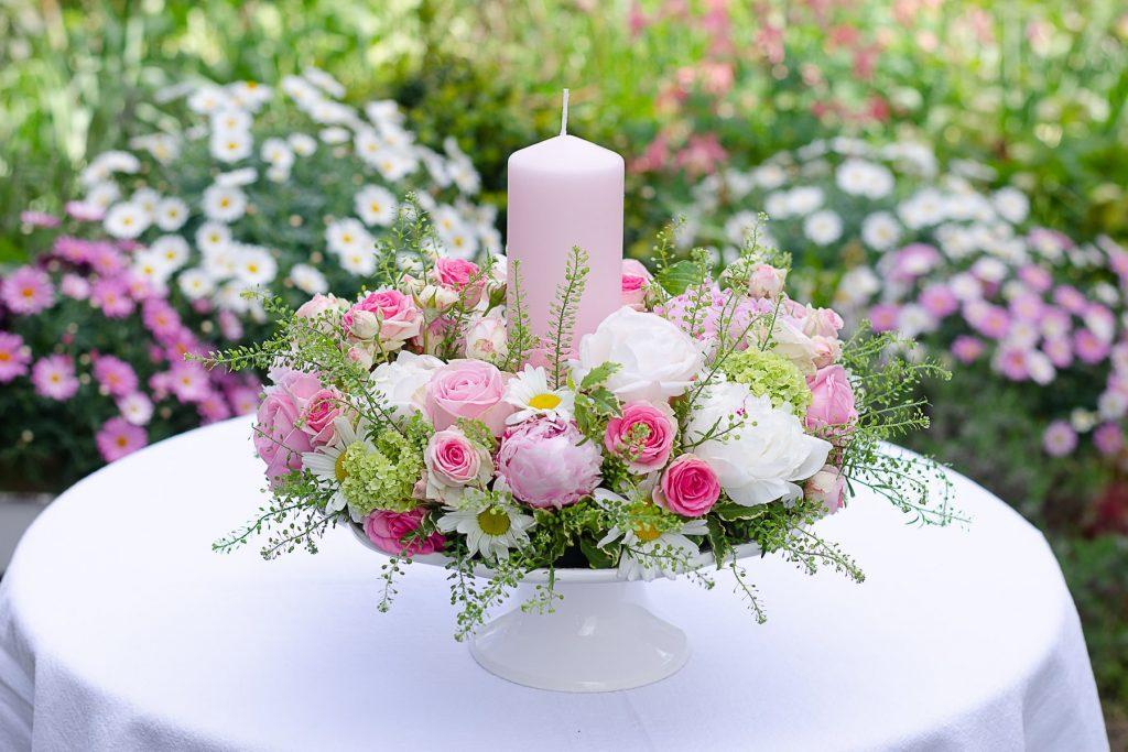 DIY Blumenkranz zum Muttertag