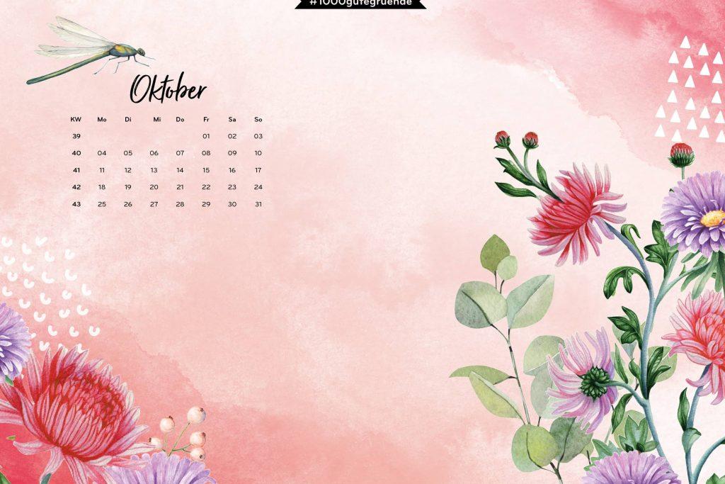Free Desktop Wallpaper & Printables Oktober 2021