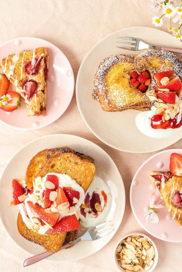 Erdbeer-French-Toast zum Muttertag-11