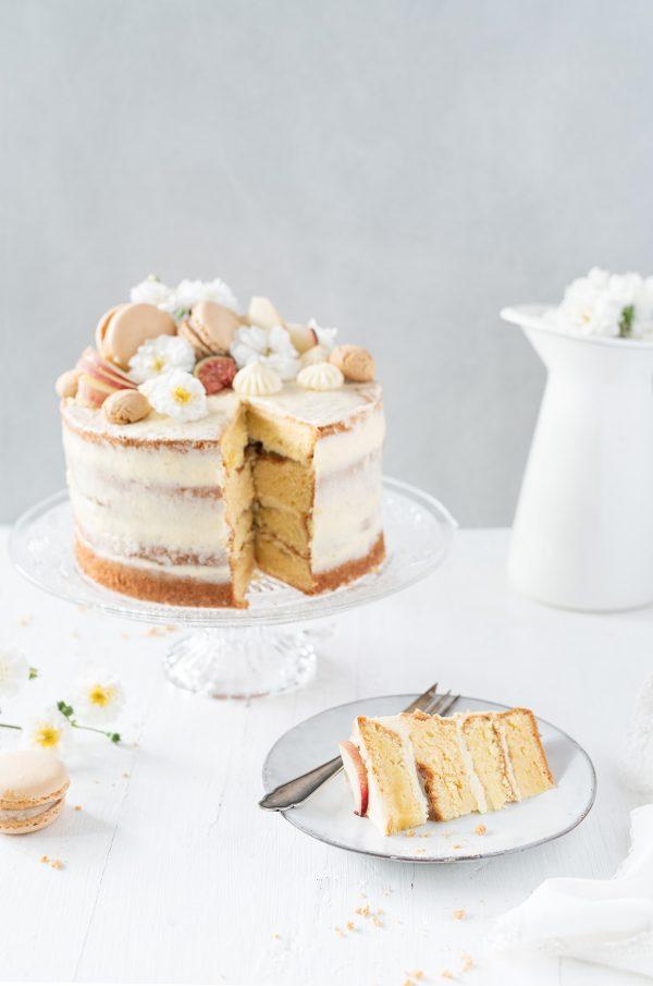 Pfirsich Torte 2