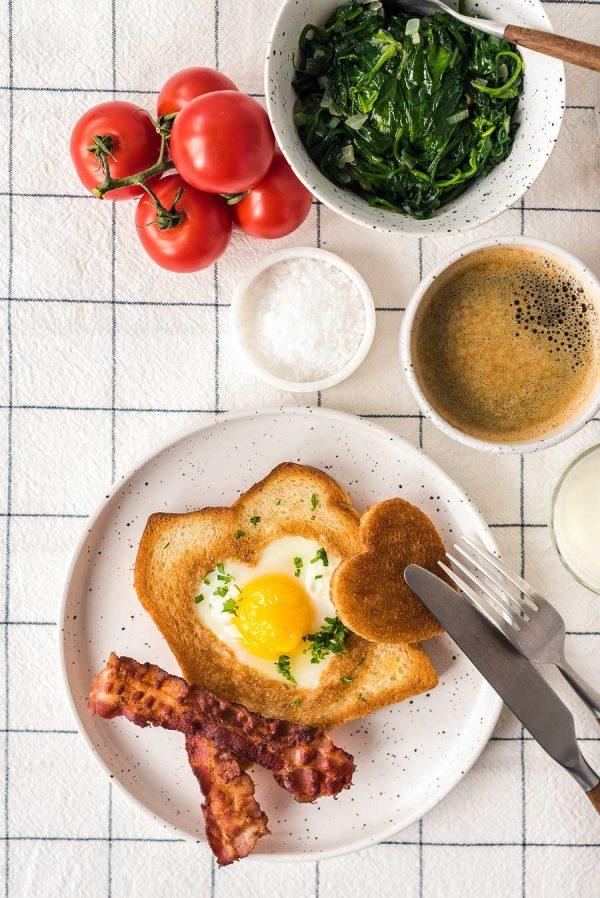 Vatertag Breakfast Casserolle und Toast-11